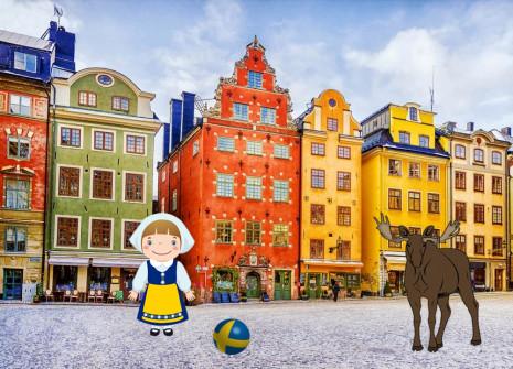 Evadez-vous avec le mois de la Suède sur Tropicstory !